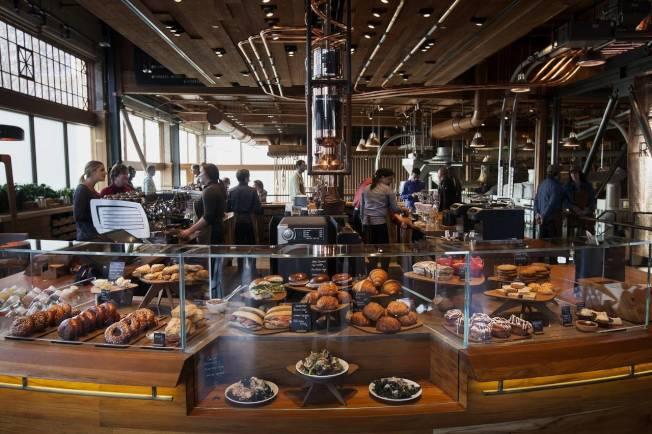 世界最大星巴克咖啡连锁店 将开在曼哈坦